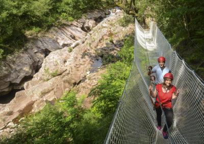 Parc Aventure - Pays Basque - accrobranche