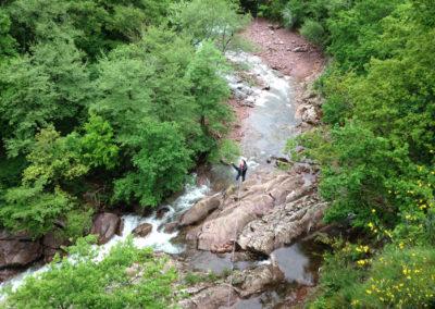 Parc Aventure - Pays Basque - tyrolienne- bidarray